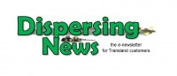 Dispersing News Logo