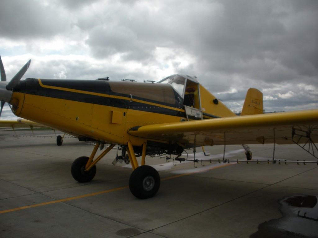 AgriMax Thrush 500 gallon aircraft