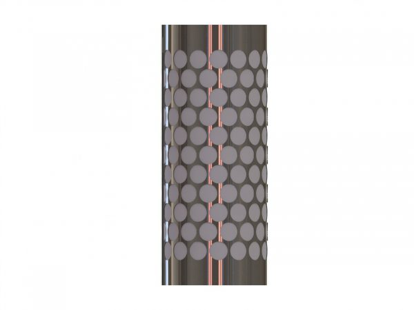 "29530 Stainless Steel Filter Screen 30 Mesh 7"" Long"