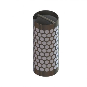 "29529 Stainless Steel Filter Screen 40 Mesh 7"" Long"