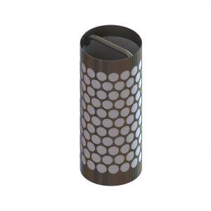 "29529 Stainless Steel Filter Screen 40 Mesh 7"" Long"