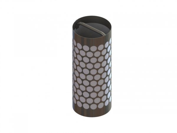 "29528 Stainless Steel Filter Screen 50 Mesh 7"" Long"