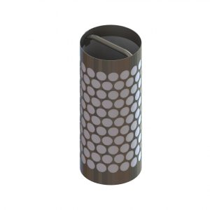 "29531 Stainless Steel Filter Screen 20 Mesh 7"" Long"