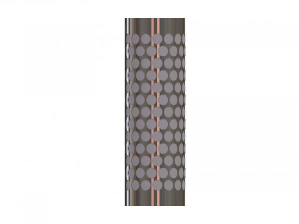 "29537 Stainless Steel Filter Screen 100 Mesh 9"" Long"