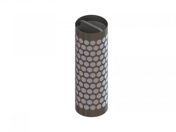 "29527 Stainless Steel Filter Screen 100 Mesh 7"" Long"
