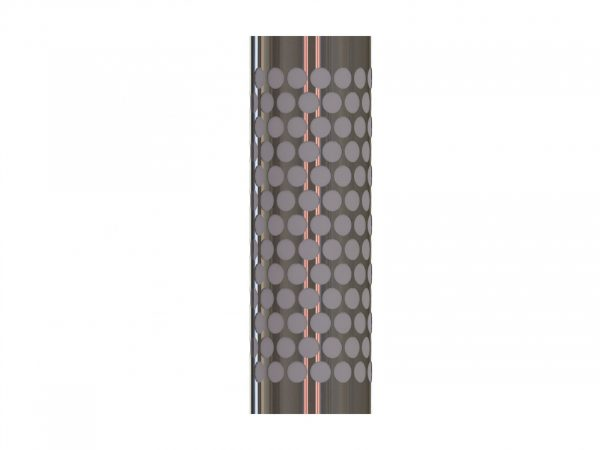 "29538 Stainless Steel Filter Screen 50 Mesh 9"" Long"
