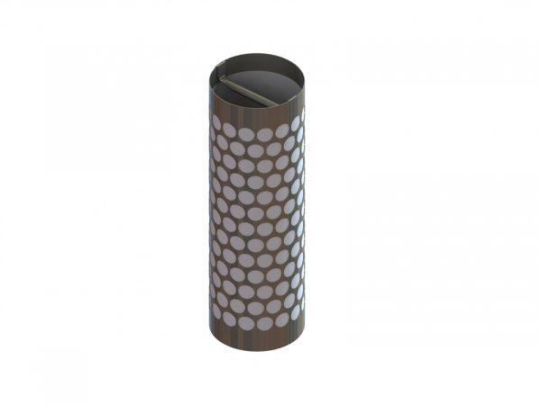 "29538 Stainless Steel Filter Screen 50 Mesh 9"" Long"