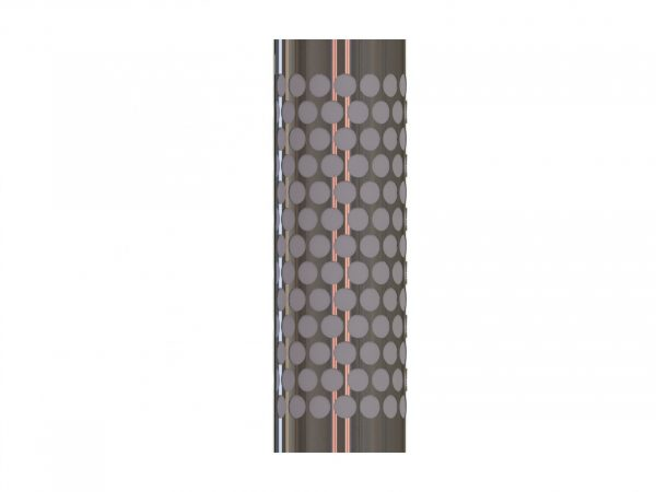 "29541 Stainless Steel Filter Screen 20 Mesh 9"" Long"