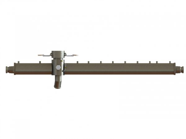 59104 Stainless Steel Center Boom with Strainer for Drop System