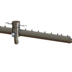 59106 Stainless Steel Center Boom with Strainer for Drop System