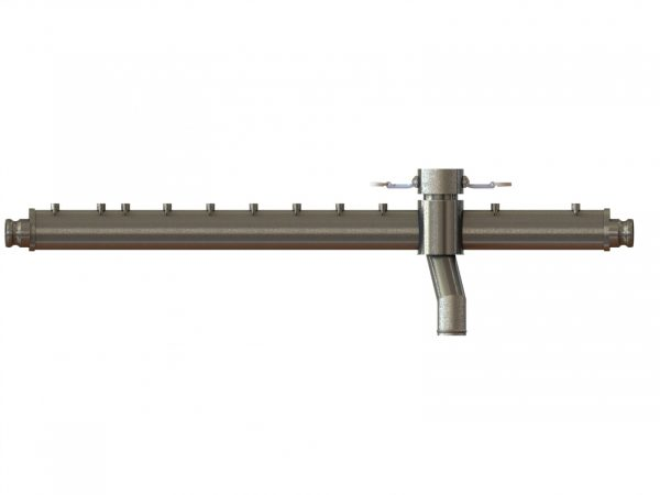 59196 Stainless Steel Center Boom with Strainer for Standard System
