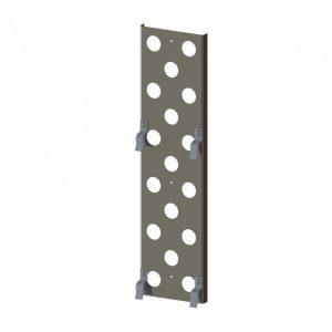 56716 Stainless Steel Hopper Baffle