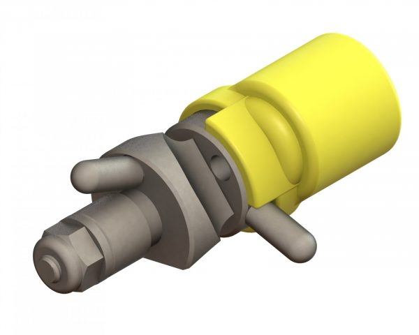 CP-03-SDS Standard Aerial Nozzle with Stainless Steel Selector & Deflector