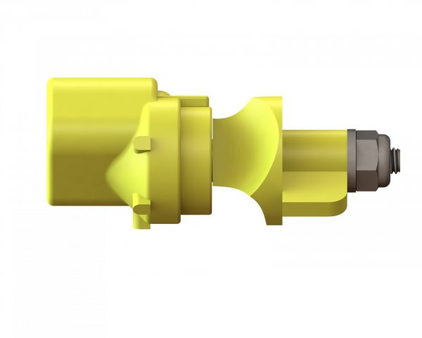 CP-03 Standard Poly Aerial Nozzle with 3-way Deflection